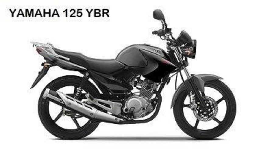 YamahaYBR125 (1)