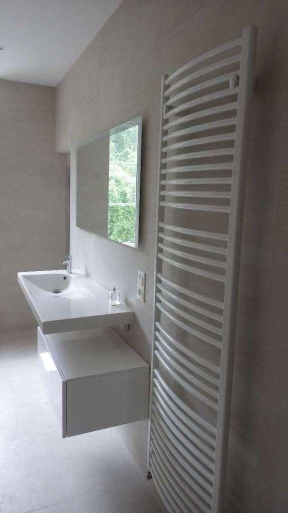 Vasque suspendue à Metz