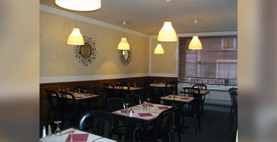 Restaurant grill pizzeria de la Vitarelle situé à Decazeville