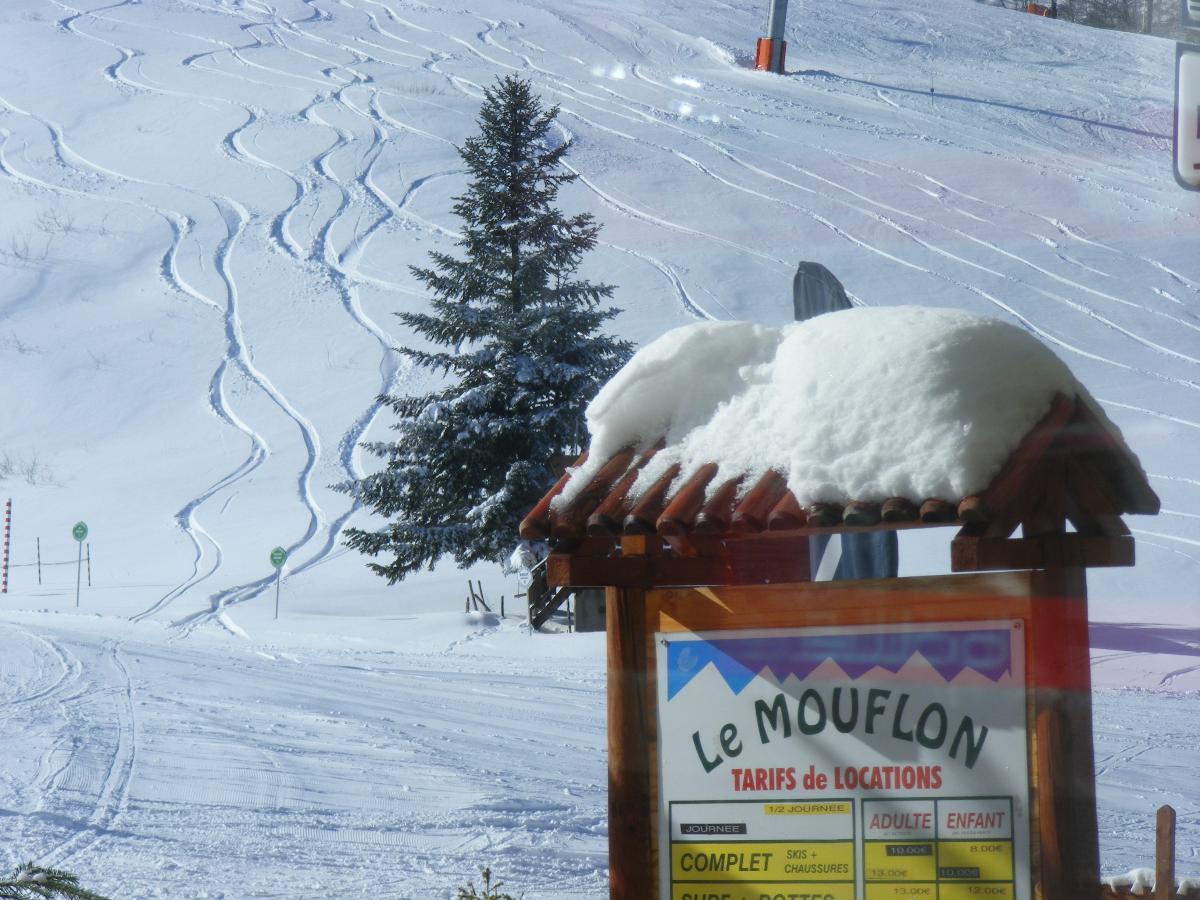 Magasin de location de ski le mouflon