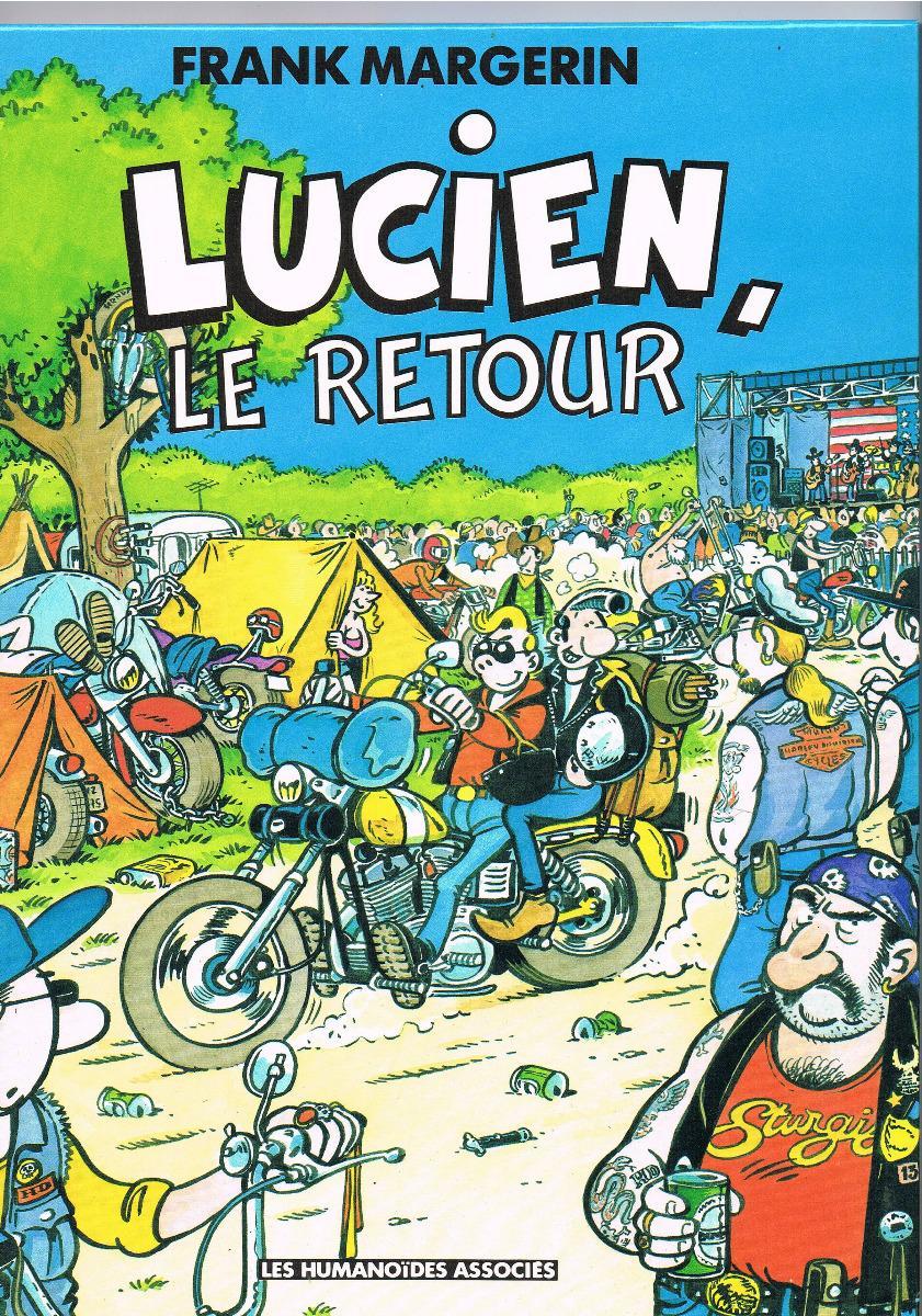 Lucien le retour EO 12 euros