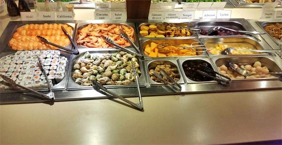Let's Wok vous propose une cuisine typiquement asiatique à Caen