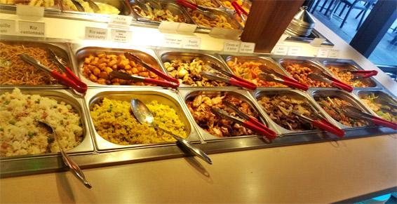 Let's Wok, votre restaurant asiatique à Caen