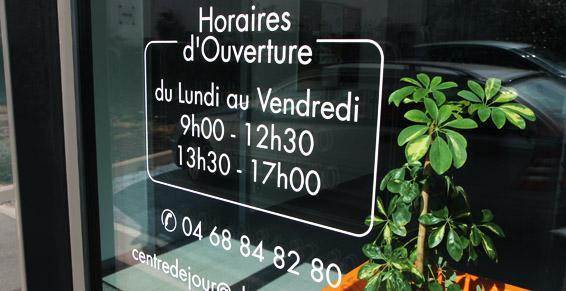 Cliniques - Accueil du lundi au vendredi 9h-17h - Perpignan
