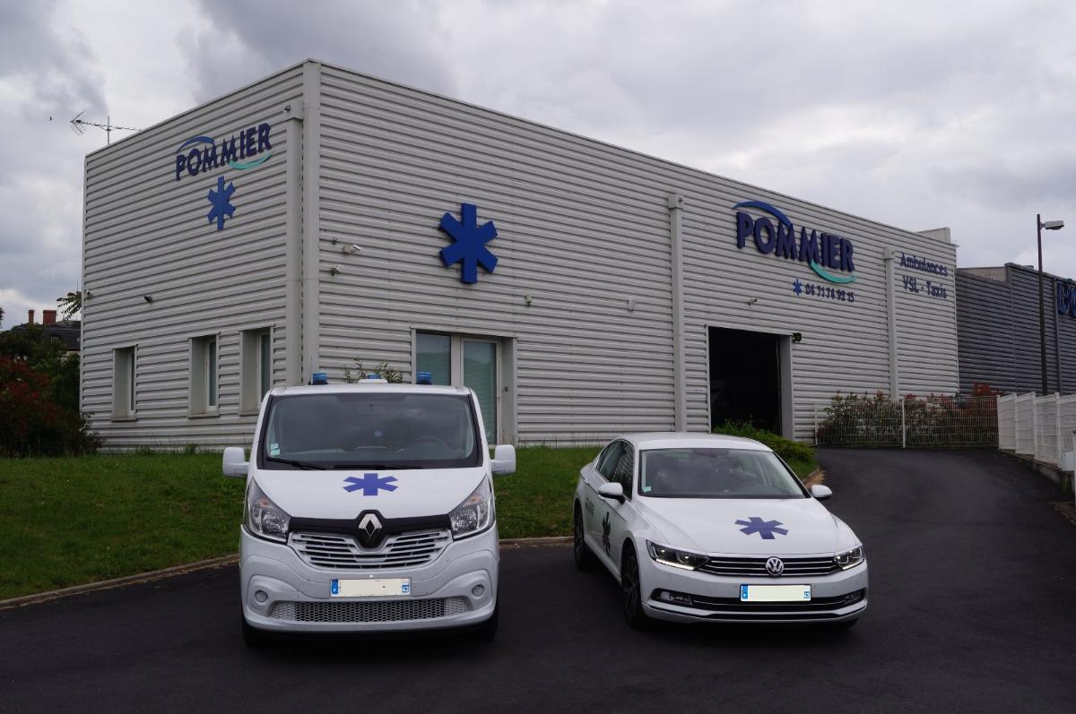 Ambulance VSL Brioude 43 Auvergne