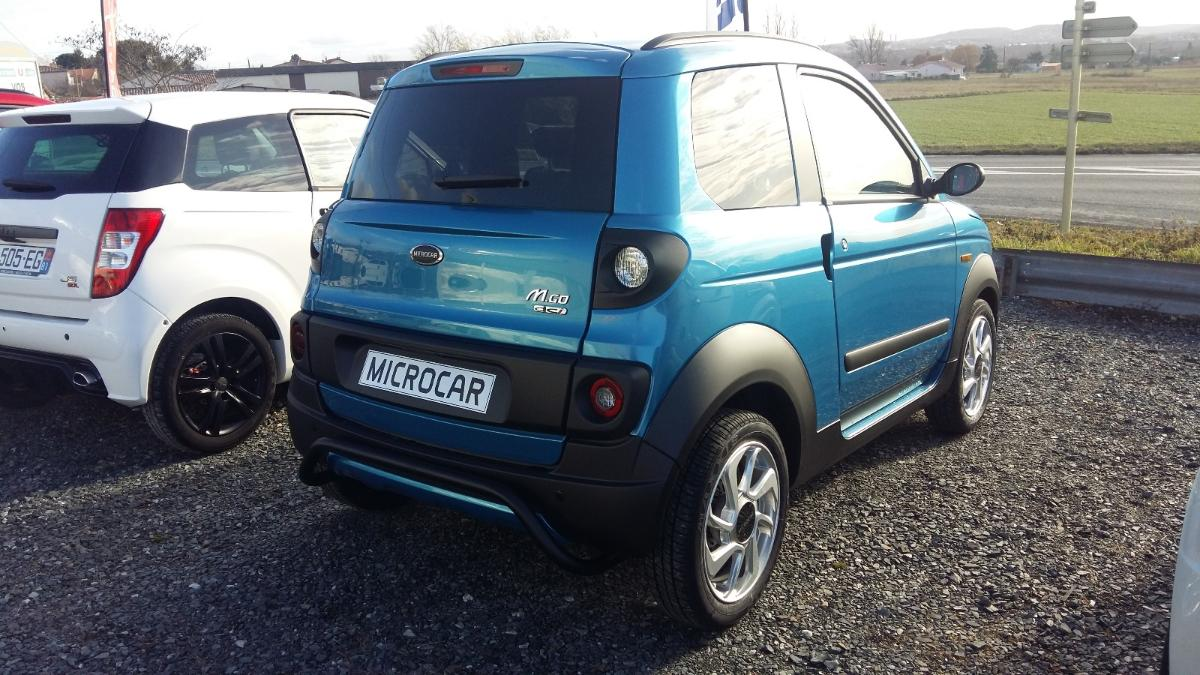 Microcar M.GO 4 Outdoor4