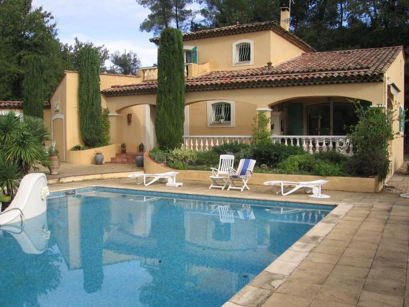 Villa & piscine sous surveillance