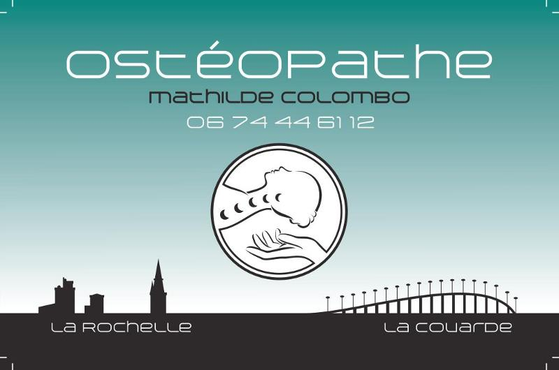 Colombo Mathilde ostéopathe à La Rochelle