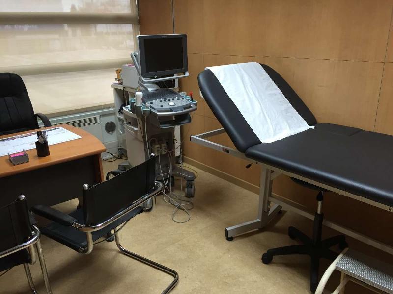 Cabinet de cardiologue à Épinay-sur-Seine