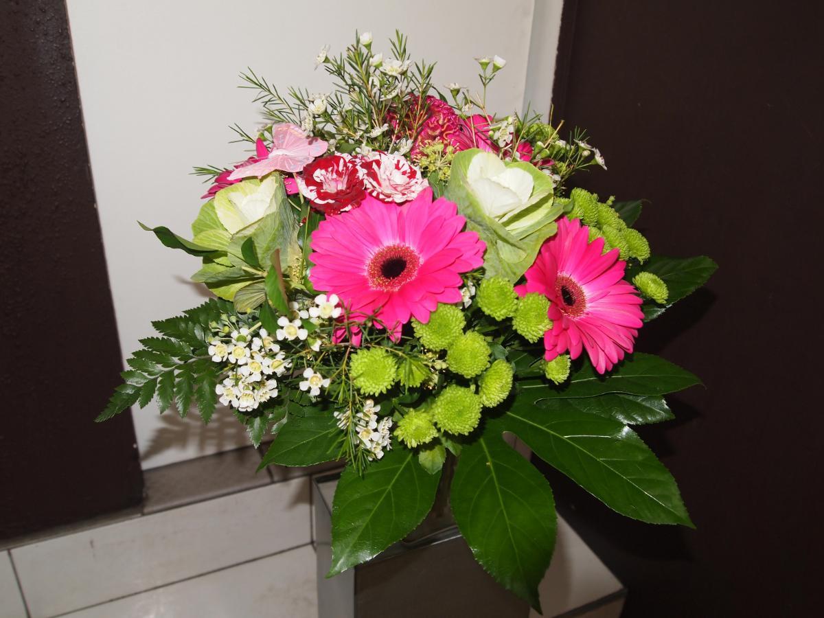 Bouquet rond N° 5 : 35€