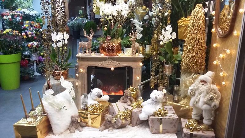 Fleuriste, fleurs naturelles, compositions florales, orchidées