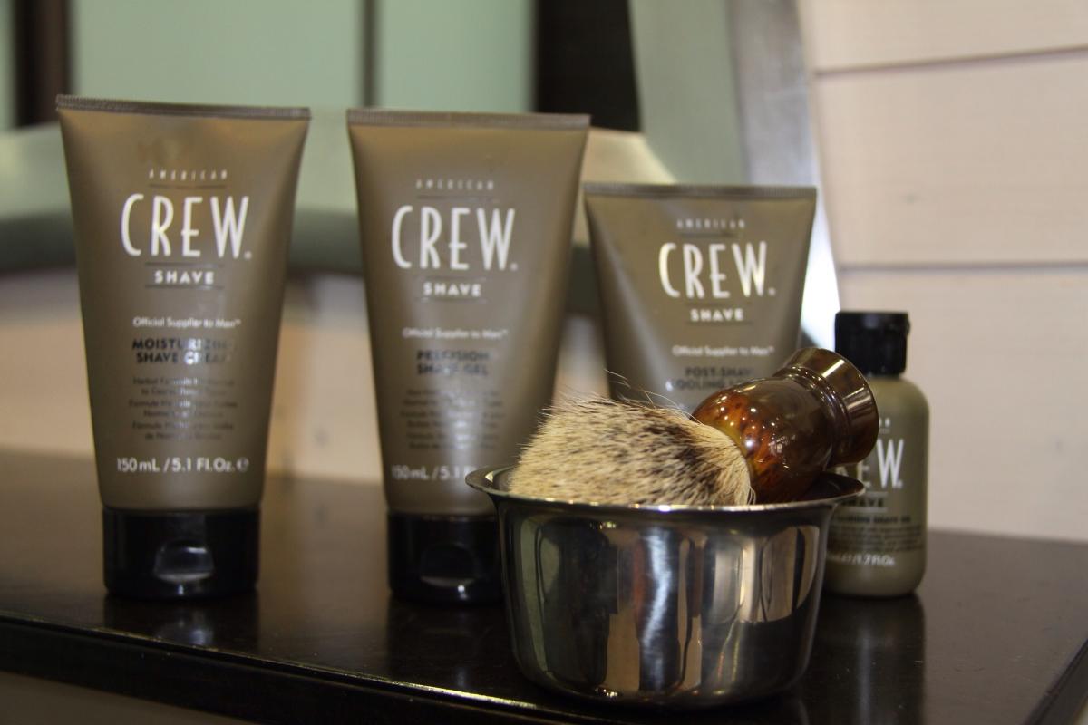 Votre coiffeur vous propose les produits American Crew