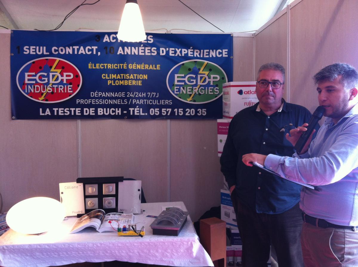 Egdp Energies à La Teste-de-Buch en Gironde (33) Parra