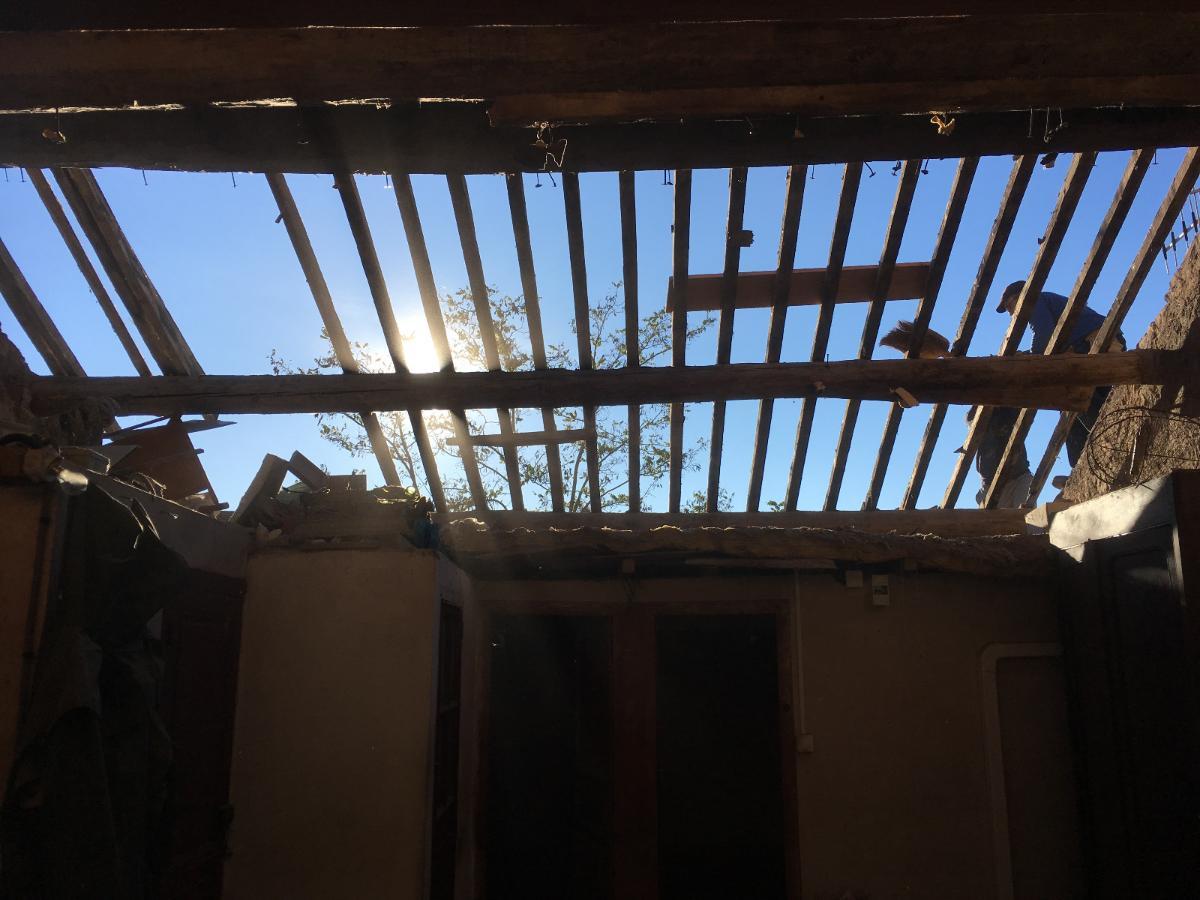 2/5 Réfection toiture par panneaux isolants5
