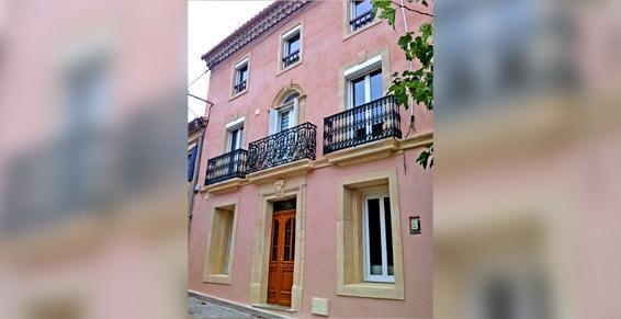 Ravalement de façades à Cessenon-sur-Orb
