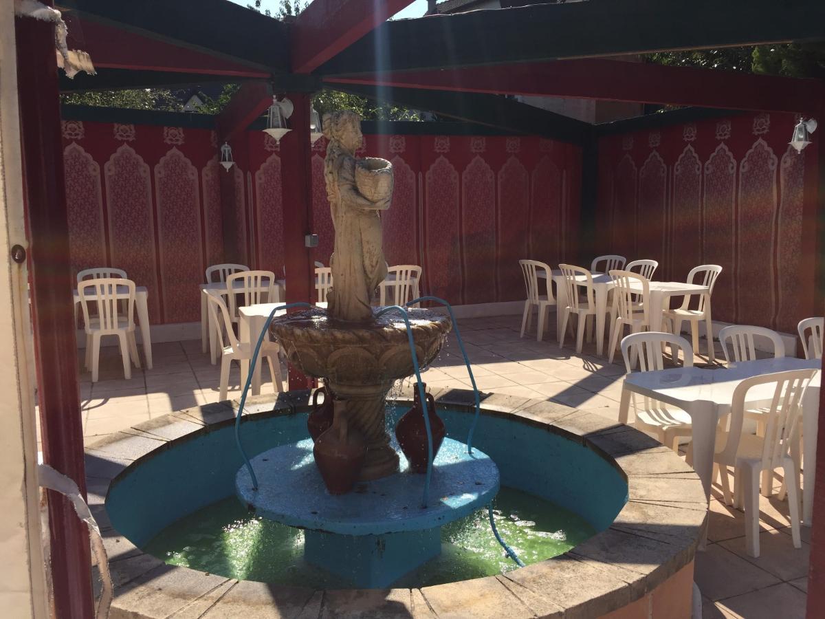 Terrasse Restaurant Marocain