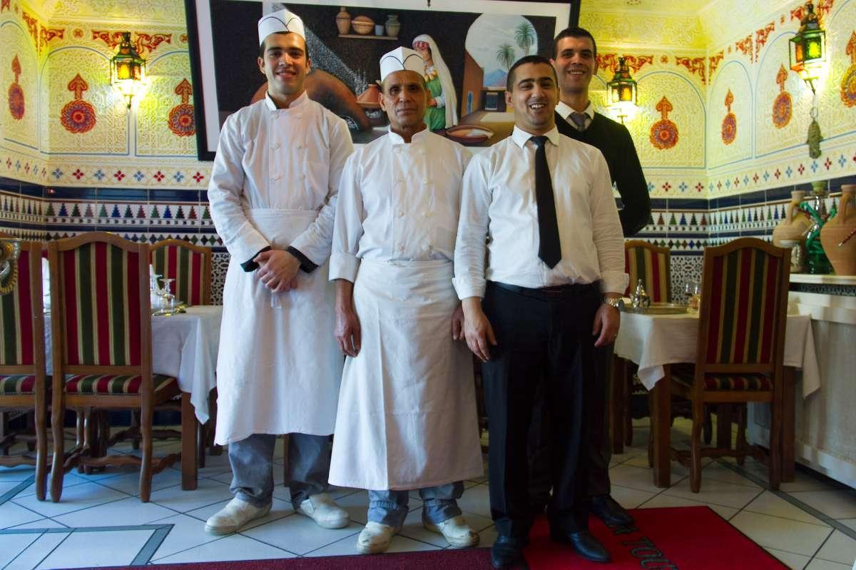 Une équipe à votre petit soin La Tour du Maroc Villebon-sur-Yvette