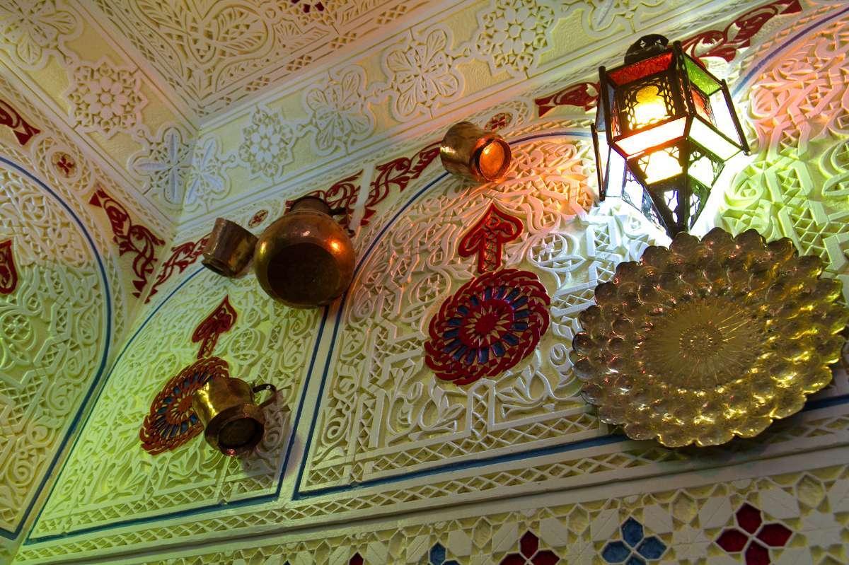 La Tour du Maroc - cuisine traditionnelle marocaine