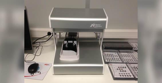 Scanner Nobel - ACDO à Orléans - Prothésistes dentaires