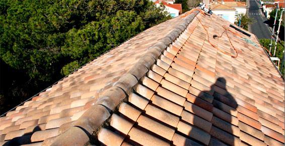Réfection toiture Agde - Maçonnerie