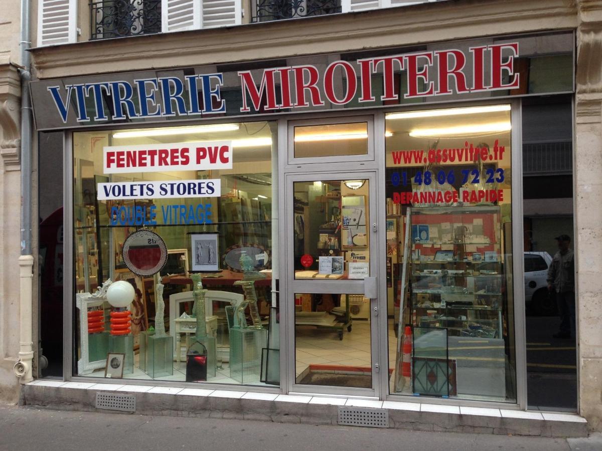 Tarif Vitrage Saint Gobain doubles-vitrages - spécialiste de doubles-vitrages à paris