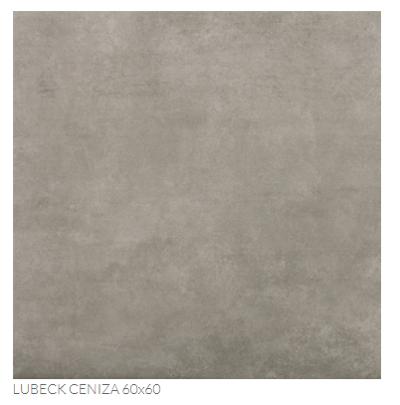 Pamesa Atrium Lubeck Ceniza 60/60 Rectifié