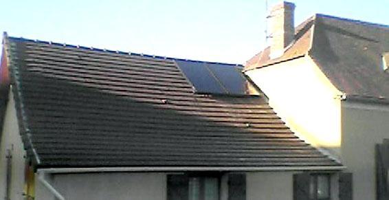 énergies renouvelables - Installation panneaux solaires
