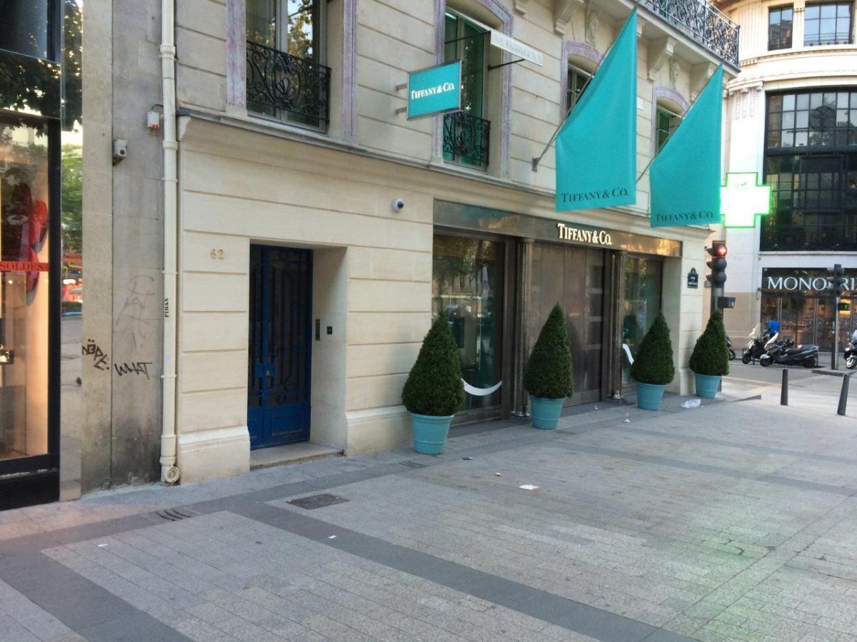 Boutique Champs-Elysées
