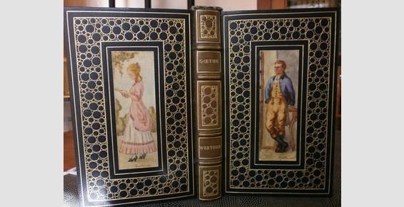 Restauration de livres anciens par Stéphane Auvray à Marseille