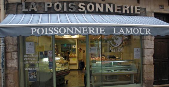 Poissonnerie et traiteur - Poissonnerie Lamour