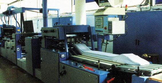 imprimerie travaux graphiques - impression en continu