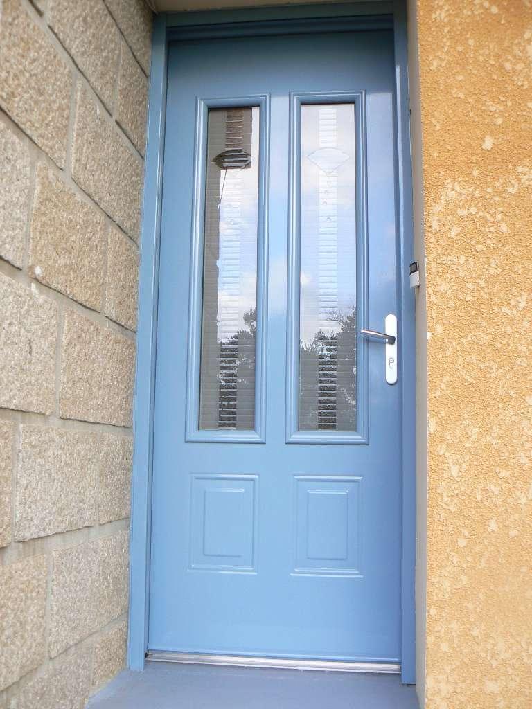 Portes d'entrée et menuiseries à Vitré et Fougères
