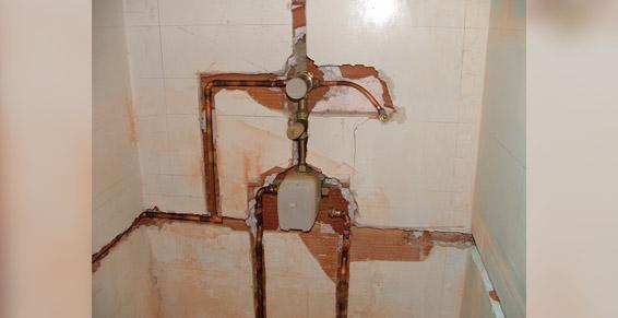 Salle de Bain Préparation