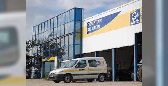 Réparation et entretien de véhicules - Comptoir du Frein à Dijon (21)