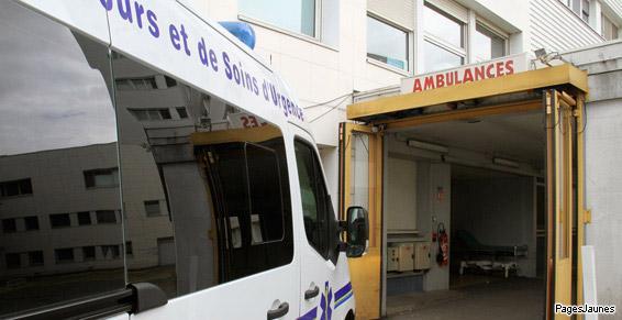 Express Ambulance et ses ambulanciers diplômés d'État à Fort-de-France