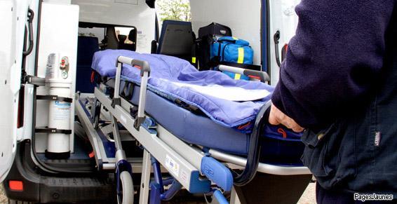 Express Ambulance assure les transports toutes distances