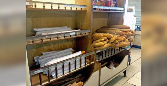 Du pain tout les jours - La Filiale