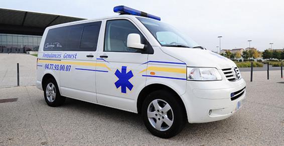Membres d'équipage diplômés DEA et auxiliaires ambulanciers