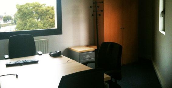 Location de bureaux équipés Paris Saint Denis