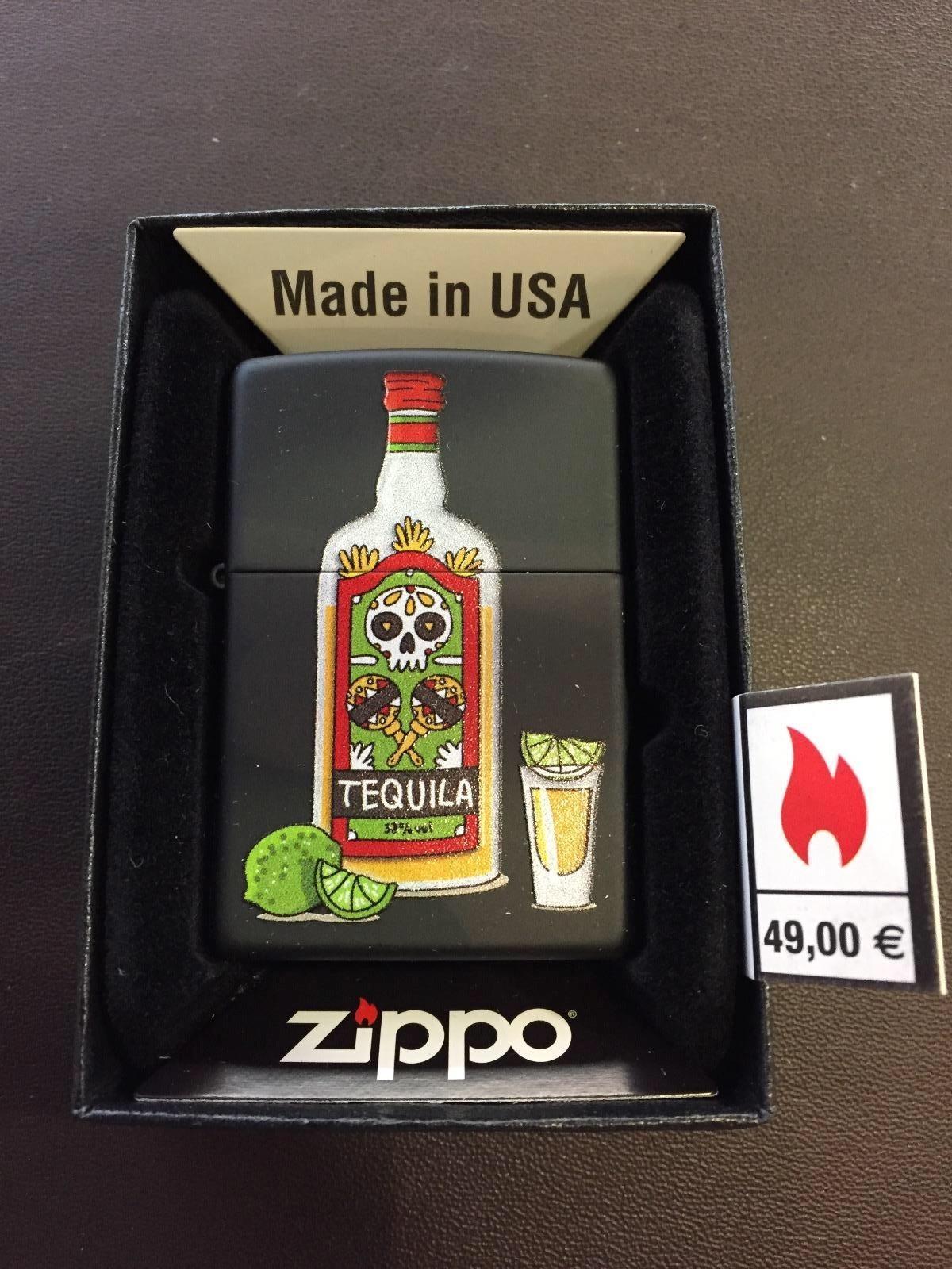 Zippo Tequila