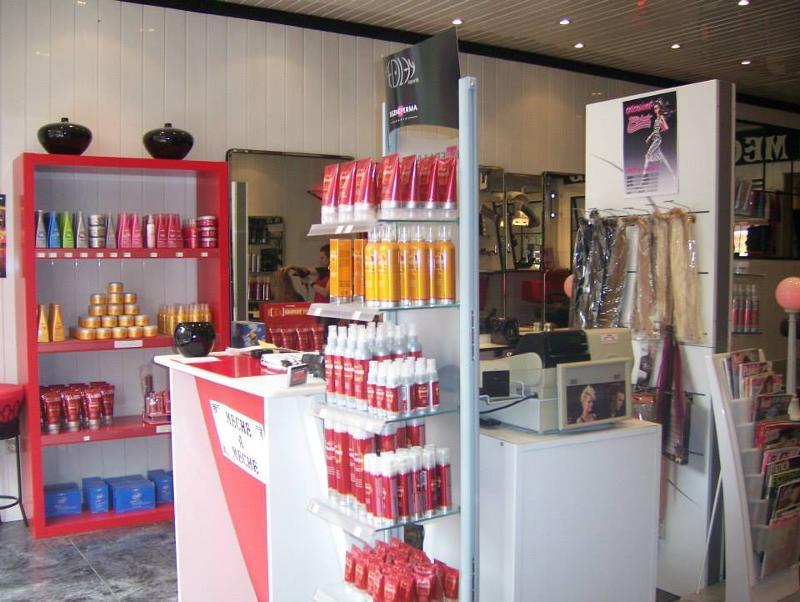 Produits Eugène Perma salon de coiffure Vizille près de Champ-sur-Drac