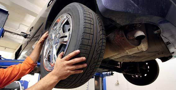 Garage Bernard Frères - Garage Automobiles - Avignon - réparation pneu
