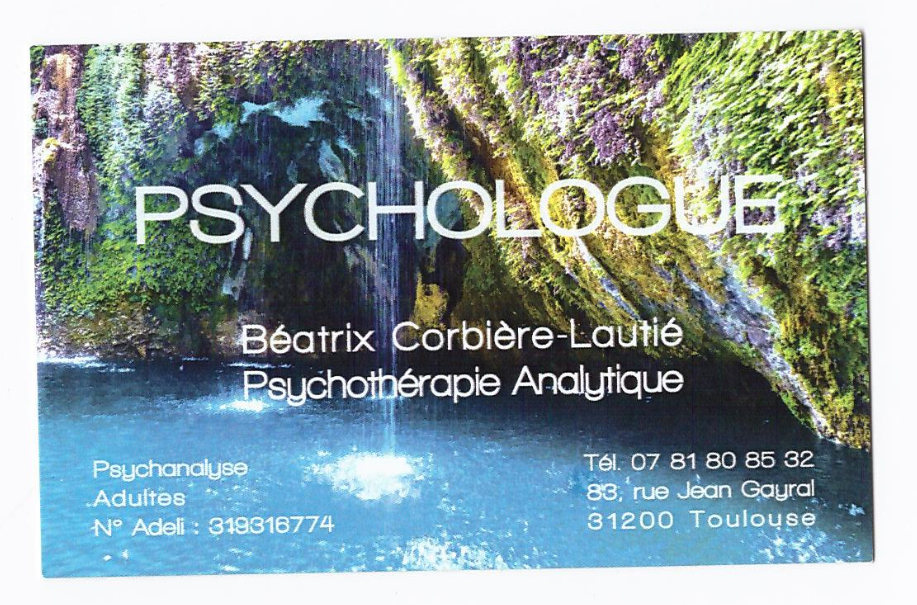 Béatrix Cobière psychologue à Toulouse (31)