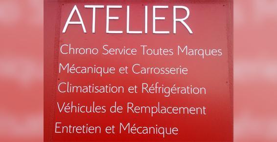 Mèze - Garages automobiles
