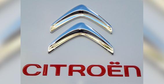 Garages automobiles - Logo citroën