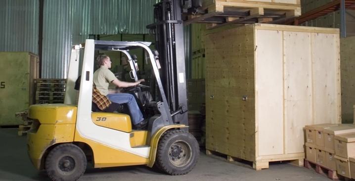 Entreposage des caisses containers Paris