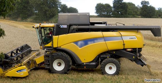 Rieumes - Matériel agricole