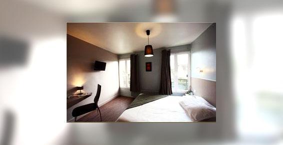 Hôtel - Chambres spacieuses et confortables Buc