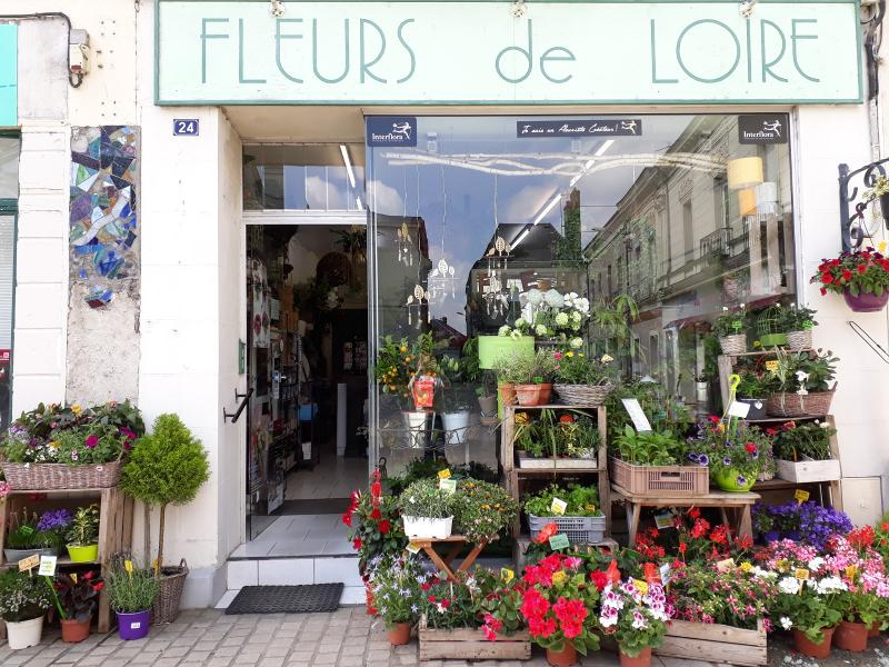 Fleuriste Fleurs de Loire, fleurs naturelles, bouquet de mariage