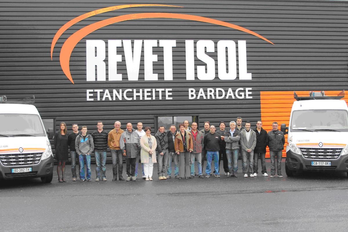 Équipe Revet Isol - Les Lèches